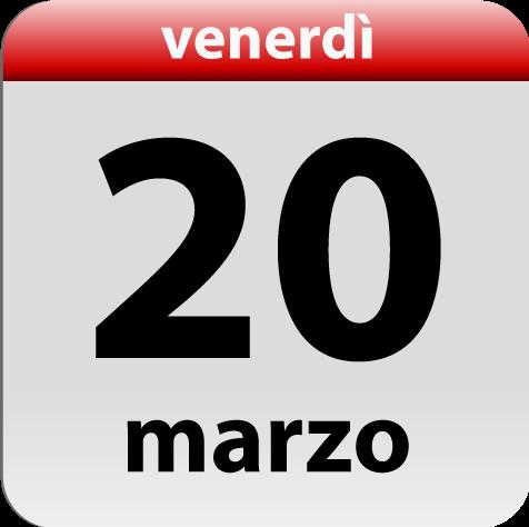 20 marzo 2015