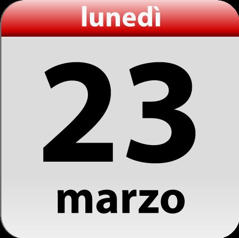 23 marzo 2015